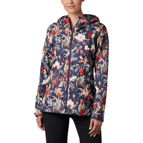Columbia Inner Limits II Chaqueta Mujer, nocturnal birds
